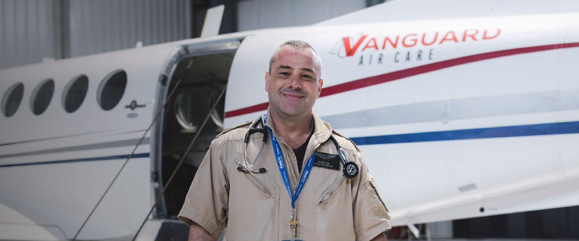 Vangaurd Medical Professional